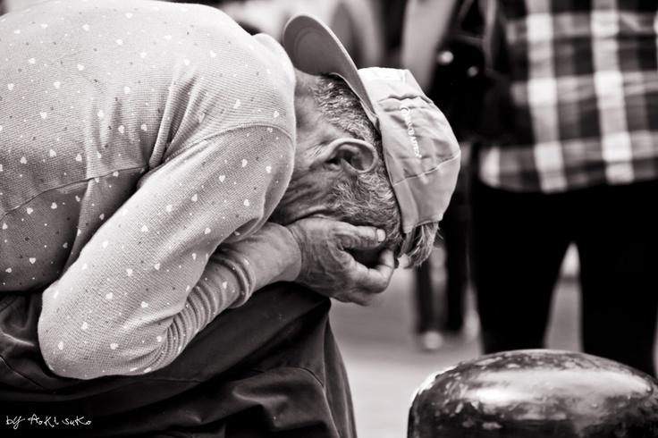 """Sadness"" Oaxaca, Mexico - HomeLess, HomeLessNess, Sans Abris, Poverty, Pobreza, Pauvreté, Povertà, Hopeless, JobLess, бідність, Social Issues, Awareness"