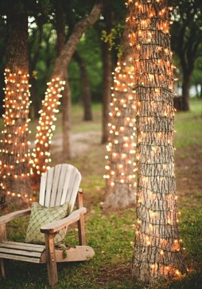5 Ideas para decorar con luces   http://elephantina.com/archivos/4870