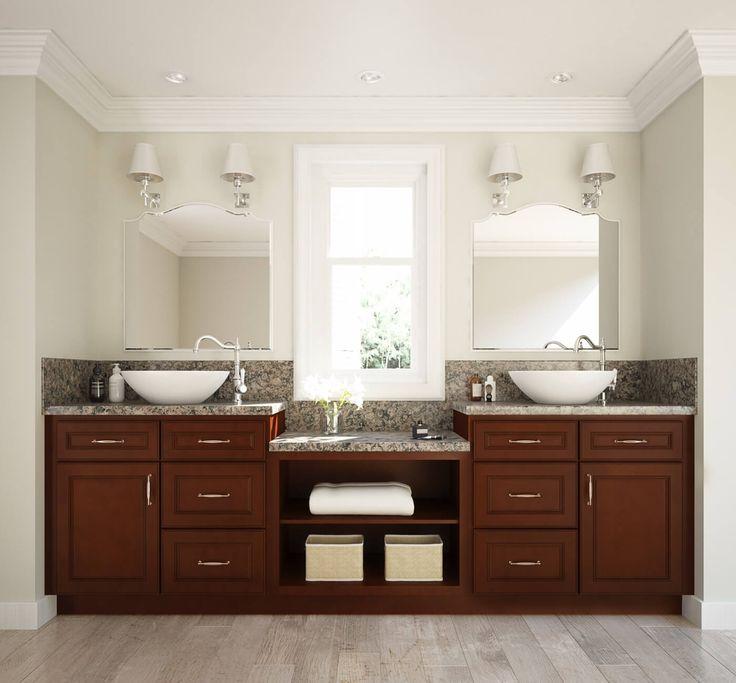 Photo Gallery For Website Camden Coffee Ready to Assemble Bathroom Vanities Bathroom Vanities