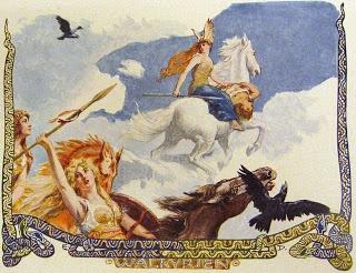 Bernard Cornwell: Book: The Pale Horseman:Uhtred's Women  elDrakkar.blogspot.com
