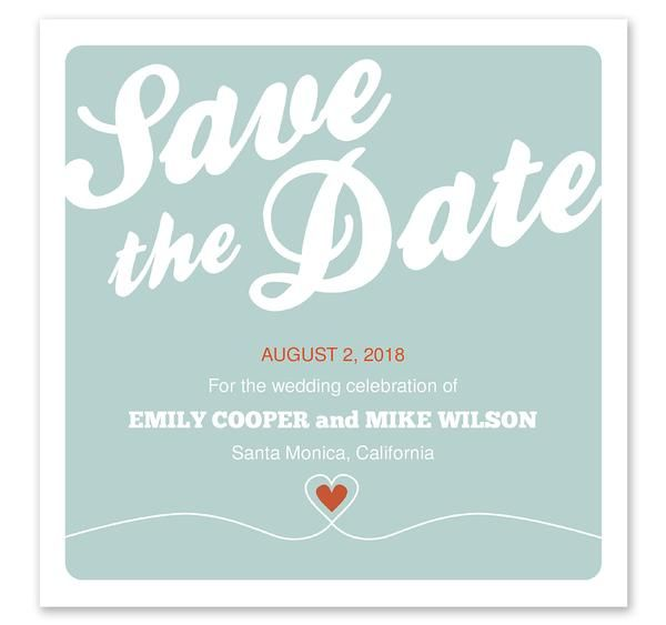 The  Best Electronic Save The Date Ideas On