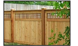 Wood Fencing Company NJ, Decorative Privacy Picket Stockade Fence