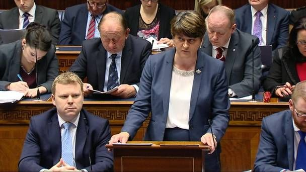 Full Arlene Foster statement to Assembly over RHI debacle - Belfast Telegraph