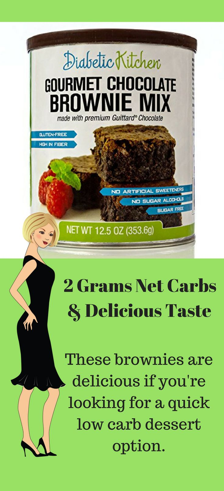 Great tasting, low-carb, gluten free, no sweeteners or sugar alcohol.