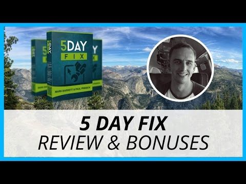 5 Day Fix Review & Bonuses