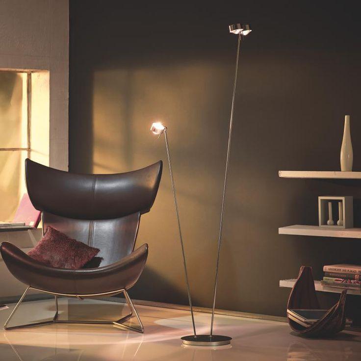 Die besten 25+ Stehlampe mit dimmer Ideen auf Pinterest | hohe ...