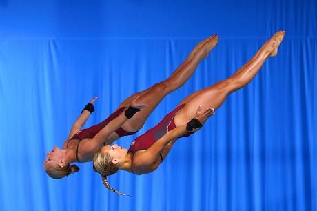 Couch and Barrow, the England duo, were forced to settle for silver late on in the diving