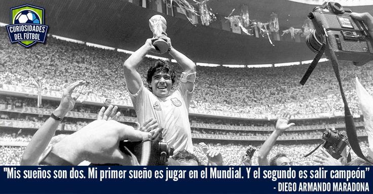 #CuriosidadesDelFútbol Dos hechos memorables sucedieron en el Mundial de México 86, en el duelo de Argentina vs. Inglaterra: el tanto de la Mano de Dios y el mejor gol en la historia del fútbol. Ambos anotados por Maradona.