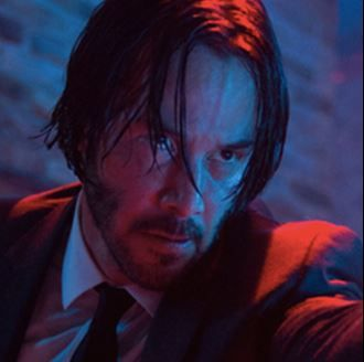 Keanu Reeves - The Neon Demons  my C-I-L Charles Baker (Skinny Pete) is also in this