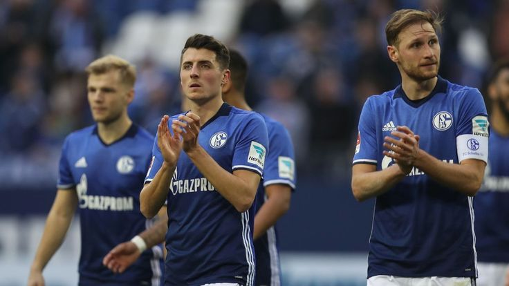 Schalke players to 'work in club shop on their free day' instead of being fined