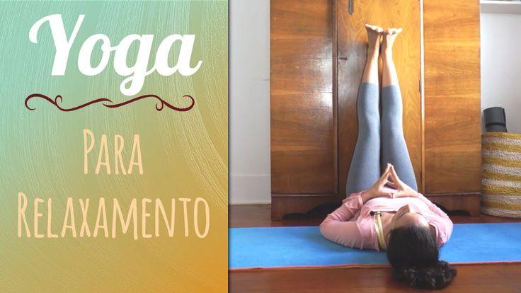 Yoga para relaxamento - All Levels
