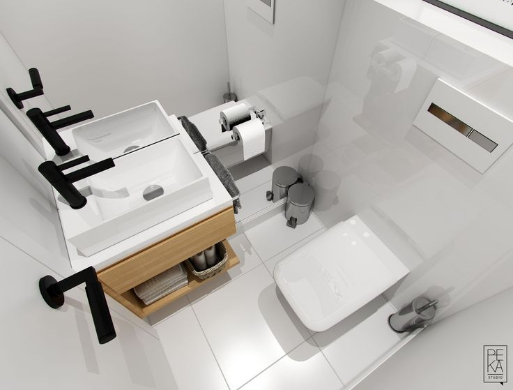 Bathroom by PEKA STUDIO