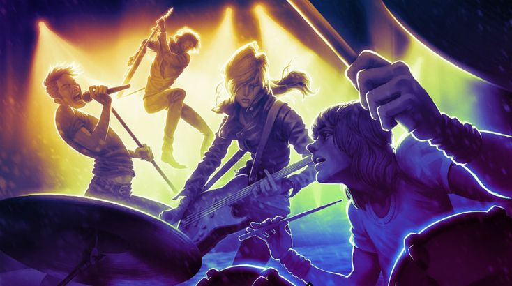 Why 'Rock Band 4' got the gang back together