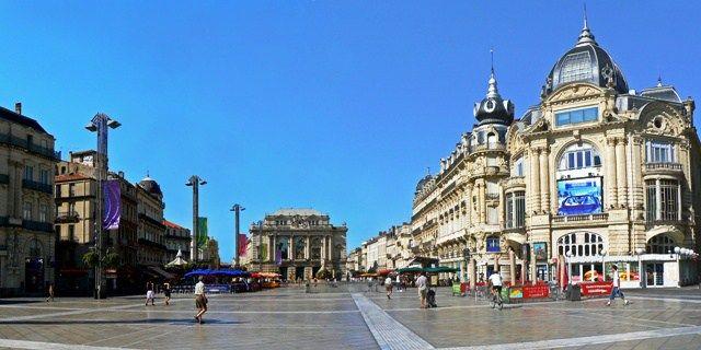 Recherche appartement T3 + terrasse à Montpellier