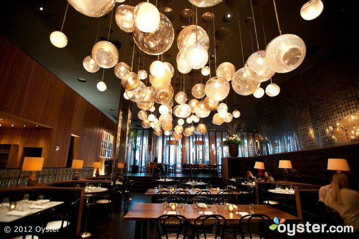 The Biggest Celebrity Hotel Scandals of 2012:  The Dream Hotel Downtown, New York City  LiLo is just one of many celebs who like to party at the Dream. It's nightclub is a highlight, but stars such as Mark Ruffalo have been spotted dining in the hotel's restaurant.