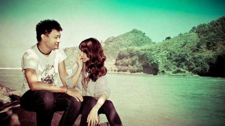 Suwuk beach, in love with my man, like everyday