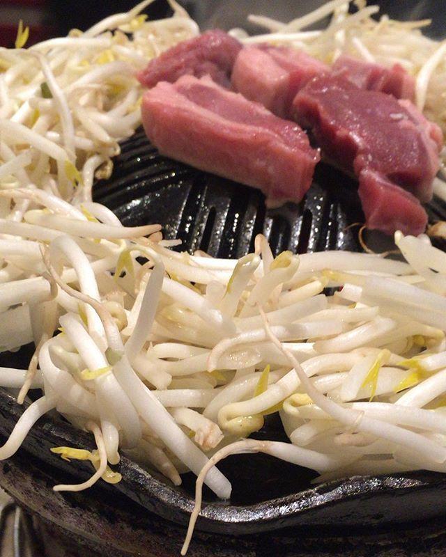 #ジンギスカン #肉 #美味しかった #ラム #ゆきだるま