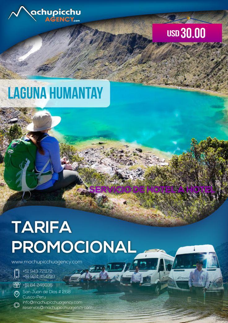 Lake Humantay Cusco - Perú