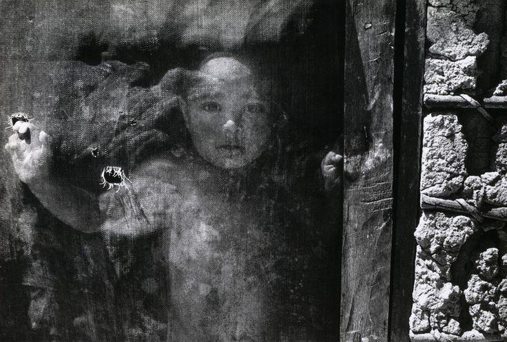 Child, Patrocínio, Brazil, 1977, René Burri