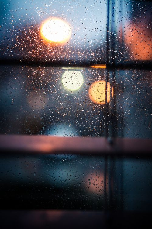 Rain Day by Vincent Tsai