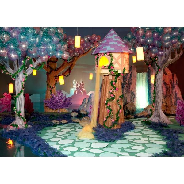 Fairytale Tree House Theme Kit   Anderson's