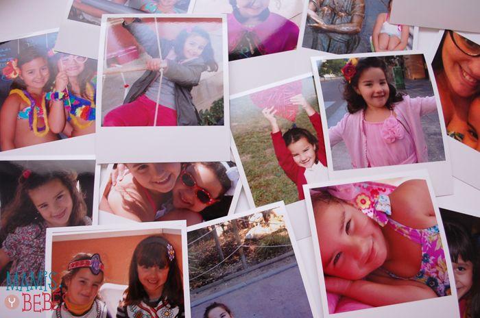 Fotos tipo Polaroid con Printic