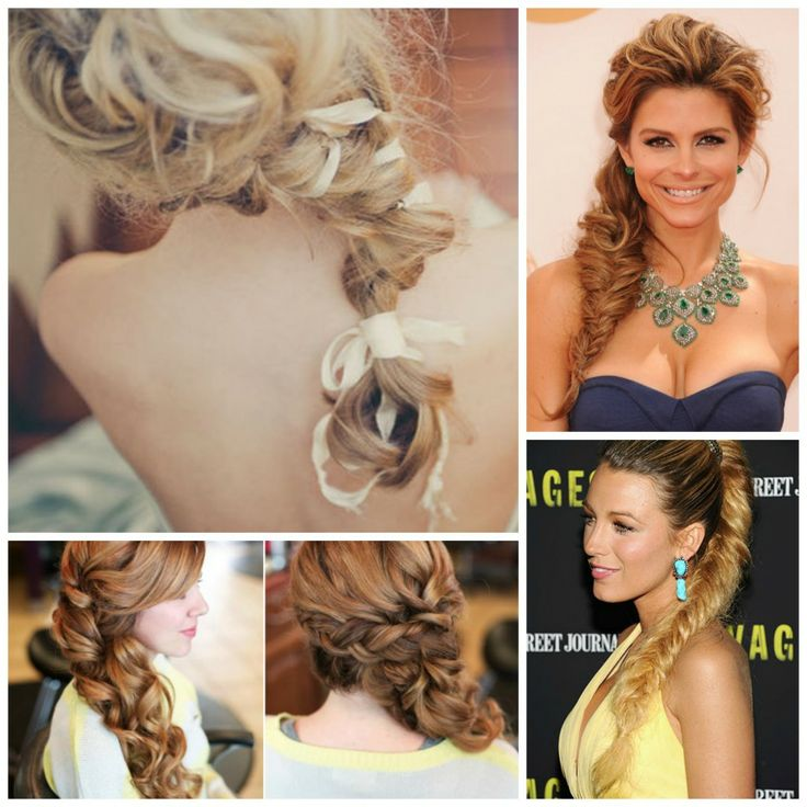 36 best Best Plait and Braid Hairstyles images on Pinterest