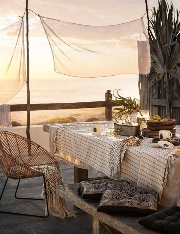 The dreamy H&M Home Summer Collection 2017 | My Cosy Retreat