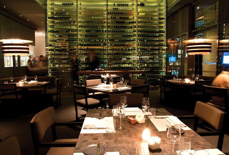 Los diez restaurantes más exclusivos en el DF