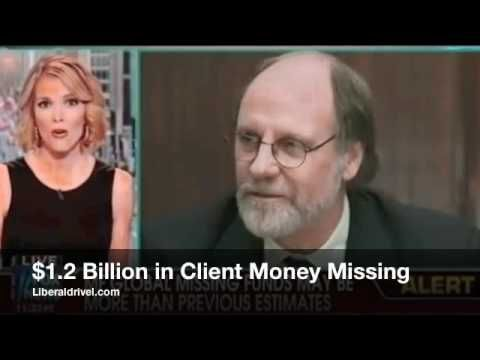 Obama & Biden Praise Crook Jon Corzine