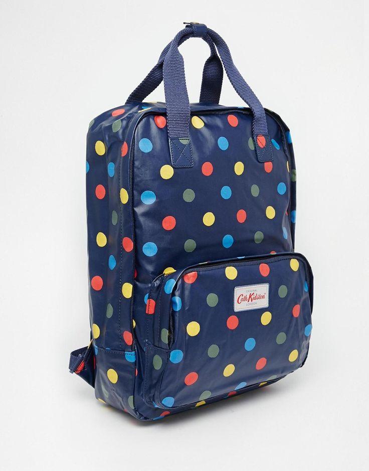 Image 2 ofCath Kidston Backpack - Matt Coated