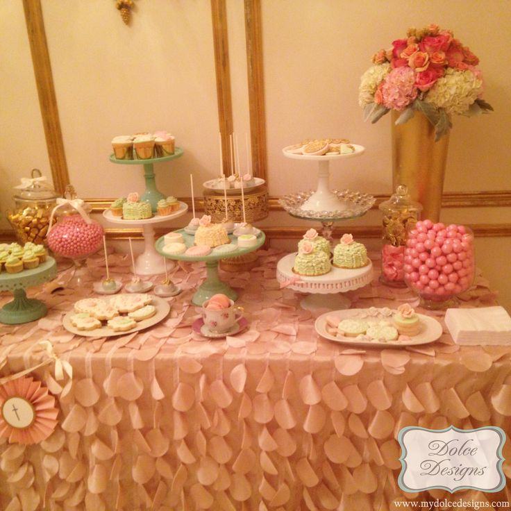 Wedding Mini Dessert Table: 2019 Best Images About BABY SHOWER THEMES On Pinterest