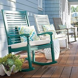 Nantucket Rocking Chair - Grandin Road