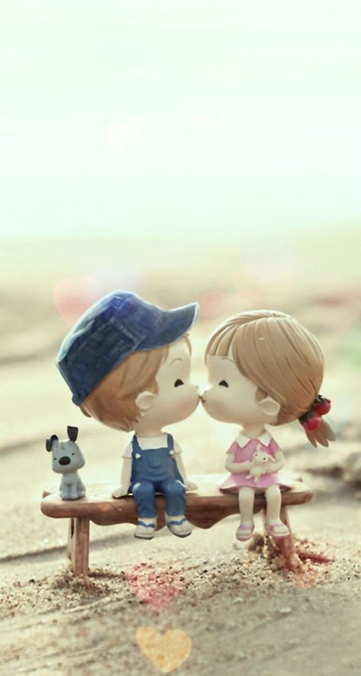 The 25 best cute couple wallpaper ideas on pinterest love doll couple kissing tap to see more love is in the air wallpapers voltagebd Gallery