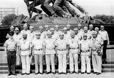 . WWII Navajo Code Talkers. (BRAVE MEN)