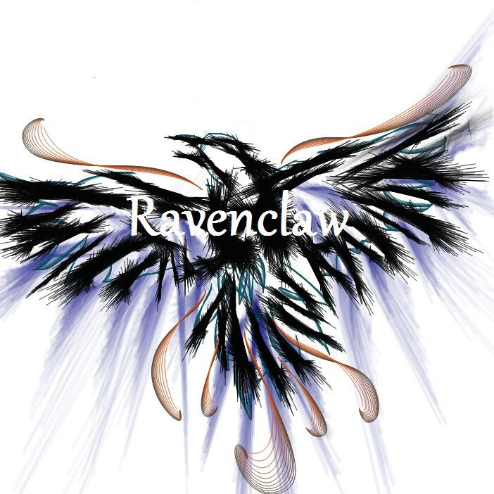 Ravenclaw ~ If you've a ready mind. Where those of wit and learning will always find their kind.