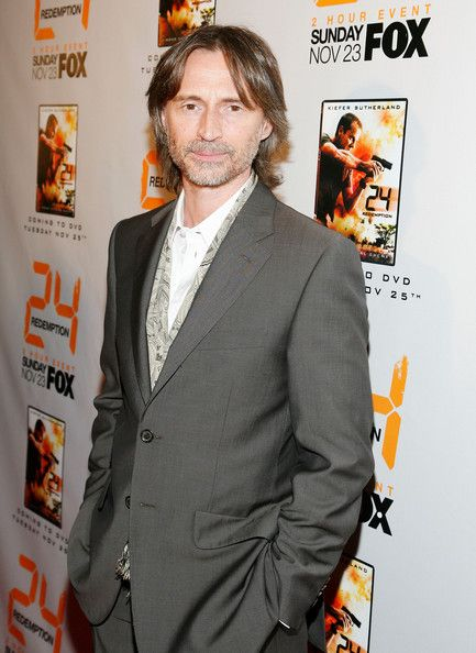 Robert Carlyle - 24: Redemption NYC Premiere Screening