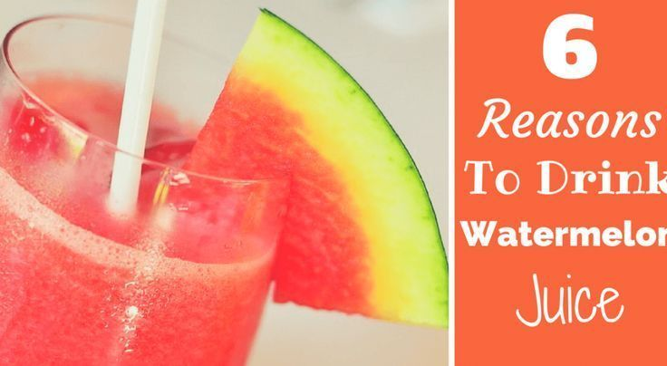 6 Health Benefits of Watermelon Juice and How to Make It