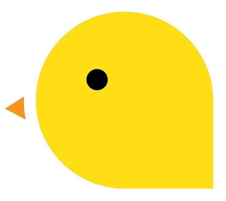 A single chick