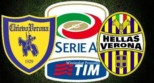 e' un sondaggio fatto in classe , io mi sono basato su le squadre di calcio che rappresentano Verona nella massima serie