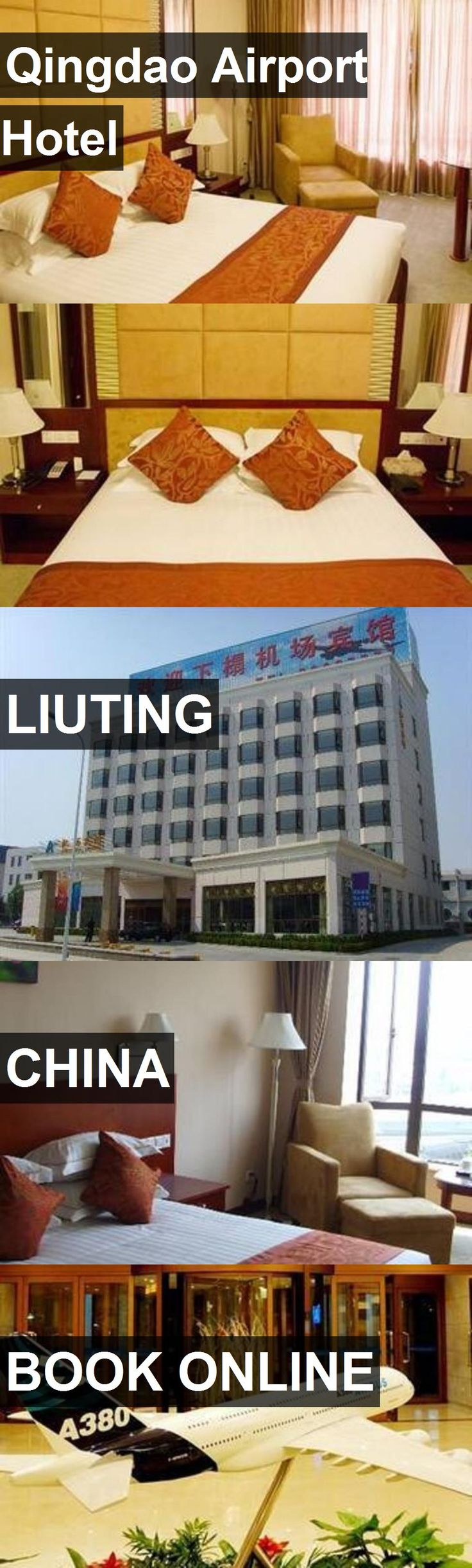 Qingdao Airport Hotel in Liuting, China. For more information, photos, reviews and best prices please follow the link. #China #Liuting #travel #vacation #hotel