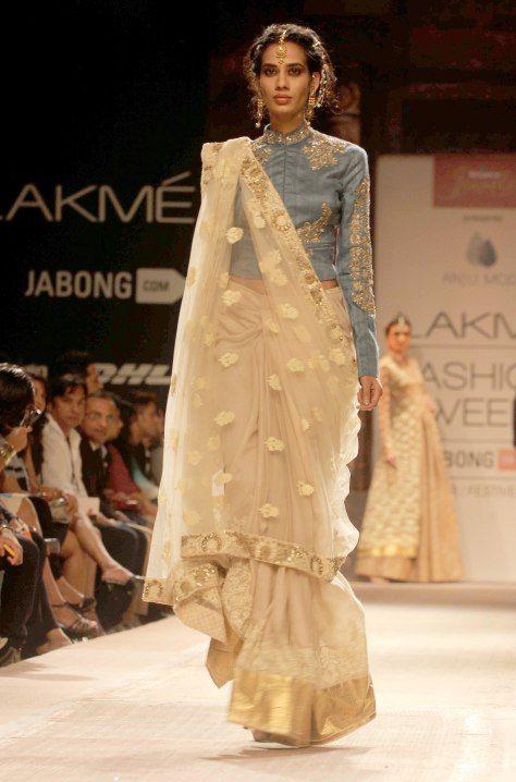Anju Modi - Like the Blouse