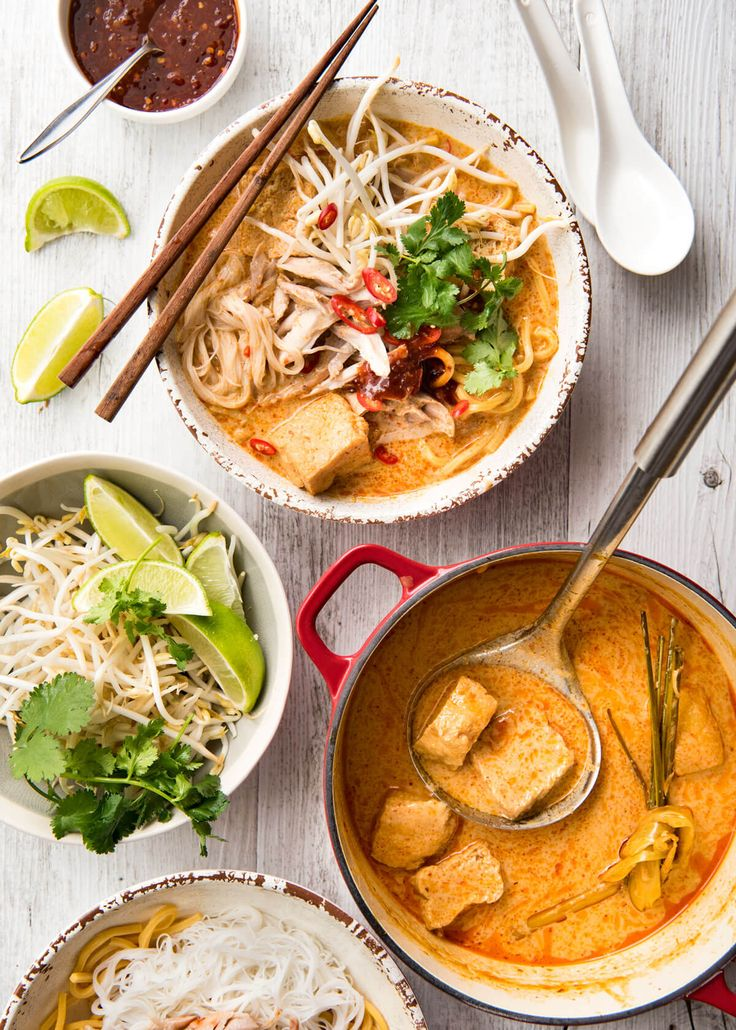 169 best tantalising asian cuisine images on pinterest asian food laksa noodle soup all recipesasian forumfinder Image collections