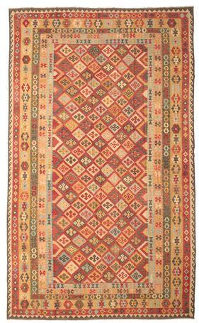 Kelim Afghan Old style teppe 300x489