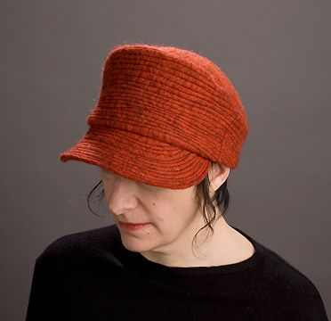 Erratica Hat by Jean Hicks