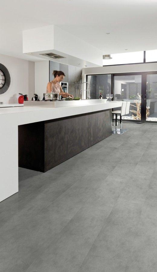 Light grey tile