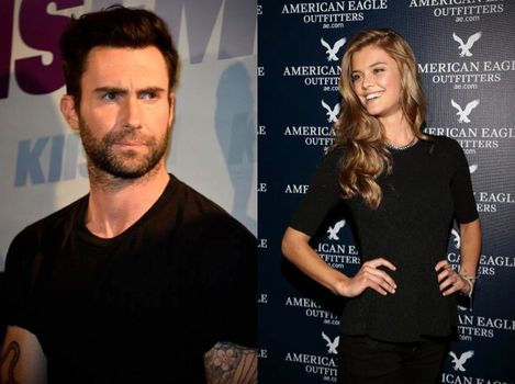 Adam Levine and Nina Agdal: Maroon 5 singer is dating a new model