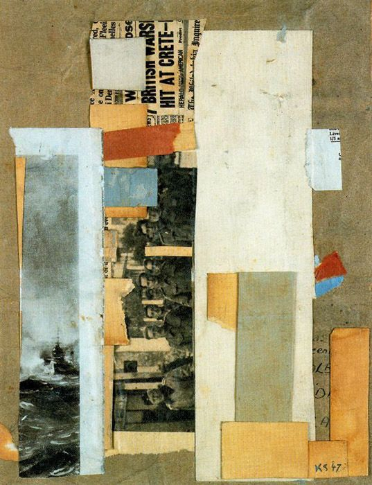 History of Art: Kurt Schwitters