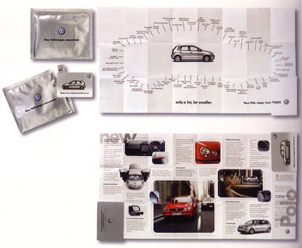 Volkswagen Z-CARD In Pack