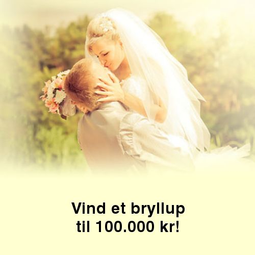 Vind et bryllup